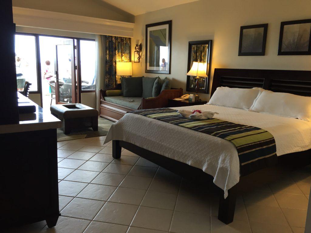 oceanview suite with veranda